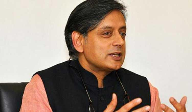 South India got step-motherly treatment, will play key role in voting out Modi: Tharoor