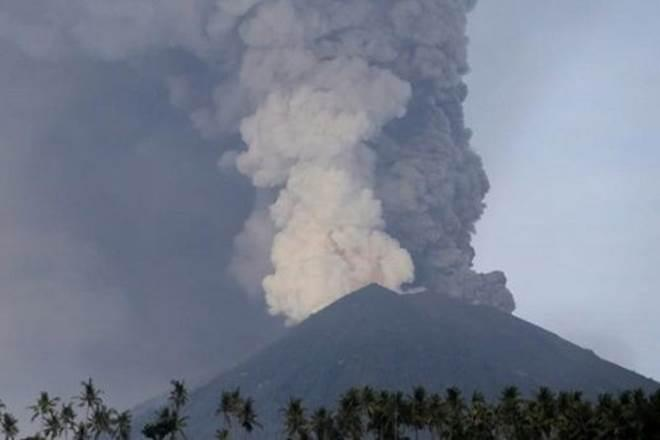 Toba eruption occurred about 74,000 years ago in a lake in Indonesia's Sumatra. (Representative image/ Reuters photo)