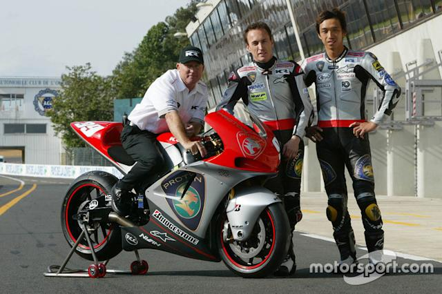 """Team KR <span class=""""copyright"""">Gold and Goose / Motorsport Images</span>"""