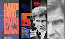 <p>Harrison Ford took over the role of Jack Ryan in the 1992 film <em>Patriot Games,</em> based on the 1987 book of the same name. It is a sequel to <em>The Hunt for a Red October</em> and follows Ryan after he interferes with an IRA assassination and subsequently becomes a target, along with his family. </p>