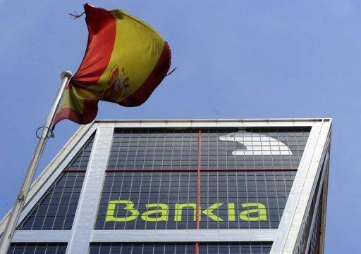 Spain's Bankia plunges on market