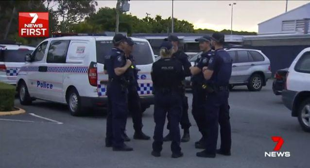 Enquiries were being made into what sparked the fight. Source: 7 News