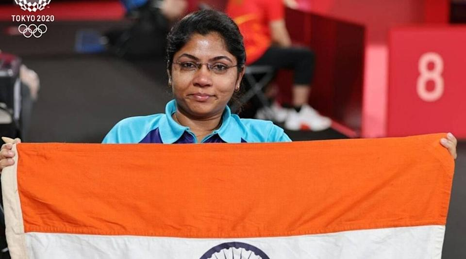Bhavina Patel creates history, becomes the first Indian para-paddler to win silve