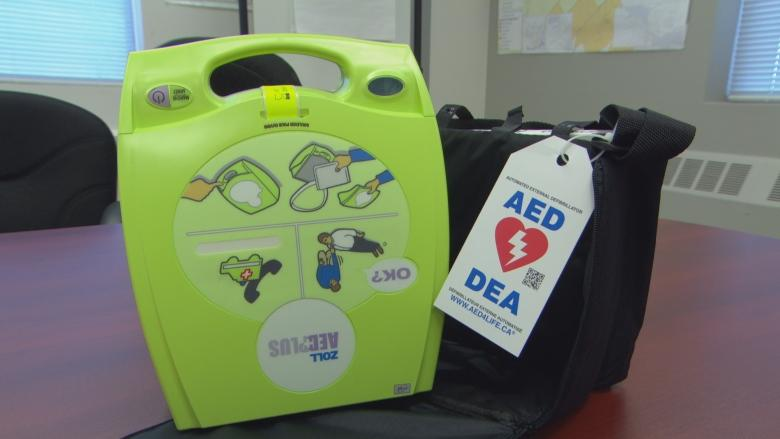 Where is the nearest defibrillator? Registry set to launch on P.E.I.