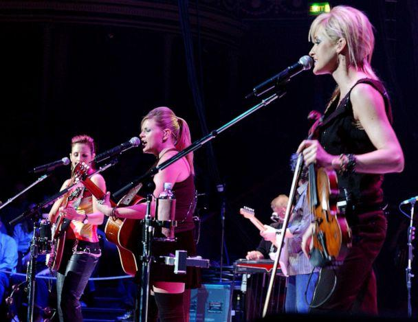 PHOTO: Dixie Chicks perform live at Royal Albert Hall in 2003. (Tabatha Fireman/Redferns/Getty Images)