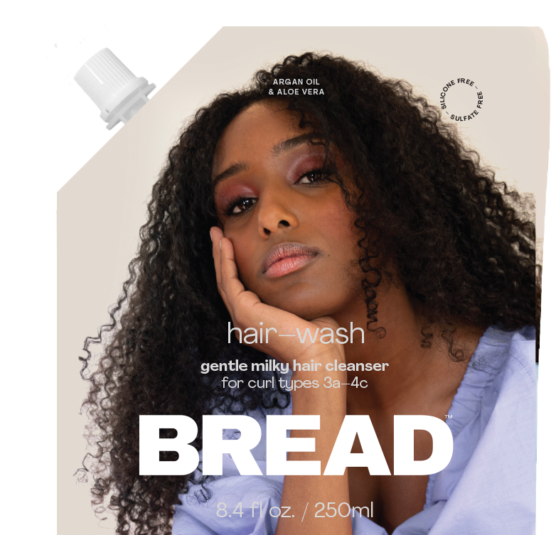 """<h3>Bread Beauty Supply Hair Wash Gentle Milky Hair Cleanser</h3> <br>""""Not only did the packaging of this new brand draw me in, but as someone who's learned to love all the characteristics of her ringlets, so did <a href=""""https://www.refinery29.com/en-us/2020/07/9909450/bread-beauty-supply-hair-care-sephora"""" rel=""""nofollow noopener"""" target=""""_blank"""" data-ylk=""""slk:its pro-frizz mission"""" class=""""link rapid-noclick-resp"""">its pro-frizz mission</a>. Then, I actually tried the products, and I was sold altogether. The hair wash is my favorite, with its bouncy, marshmallow-like texture and sugary scent (but not the overpowering or tacky kind). Most importantly, it left my curls looking <em>and</em> feeling hydrated — and my wash day officially has a new delight. """" — Thatiana Diaz, senior beauty writer<br><br><br><strong>BREAD BEAUTY SUPPLY</strong> Hair Wash Gentle Milky Hair Cleanser, $, available at <a href=""""https://go.skimresources.com/?id=30283X879131&url=https%3A%2F%2Fwww.sephora.com%2Fproduct%2Fbread-beauty-hair-wash-gentle-milky-hair-cleanser-P460549%3Ficid2%3Dproducts%2520grid%3Ap460549%3Aproduct"""" rel=""""nofollow noopener"""" target=""""_blank"""" data-ylk=""""slk:Sephora"""" class=""""link rapid-noclick-resp"""">Sephora</a><br><br>"""