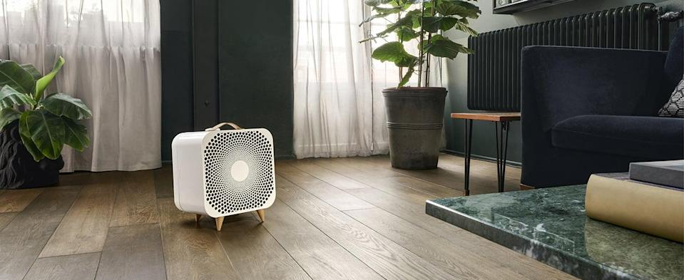 <p>If you're not fussed about having a fan with auto mode, then you can opt for the brand's traditional <span>Blueair Blue Pure Purifying Fan</span> ($200). You can control the speed on your own, but it'll still clean your air and keep you cool on a hot day.</p>