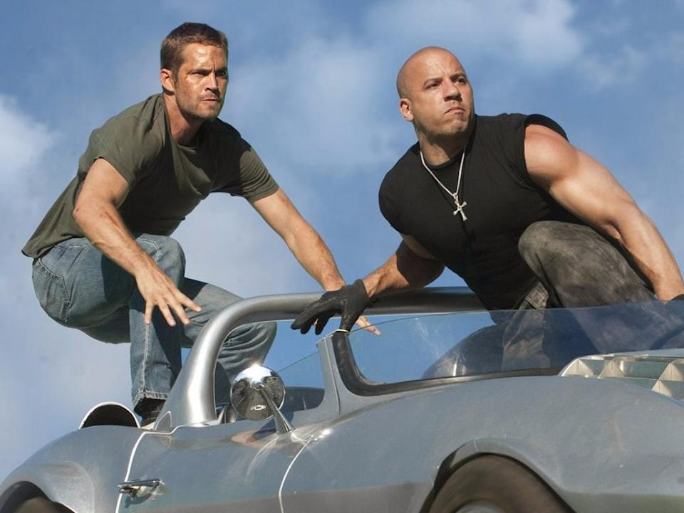 It has long been rumoured that Dominic Toretto and his family would end up in space (Image by Universal)