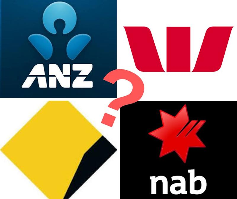 Will the big four banks pass on the RBA's interest rate cut? Source: Getty/Canva
