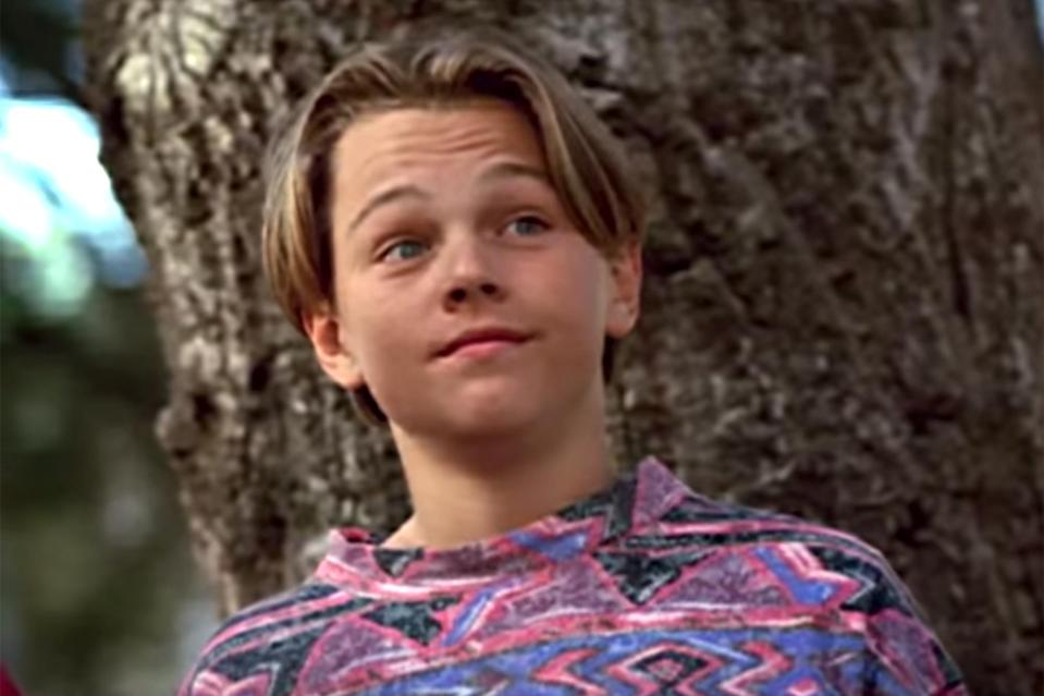 """<p>DiCaprio sure has come a long way from being called a pervert in the first minute of his film debut in the straight-to-DVD third installment of the distinguished <i>Critters</i> franchise. Starring as Josh, young Leo is pretty good at being scared and not getting killed by these so-called critters, but his costar Aimee Brooks is probably the standout, that is if you were forced to make a pick from what DiCaprio himself calls """"one of the worst films of all-time."""" (The zero percent on Rotten Tomatoes nods in agreement.)</p>"""