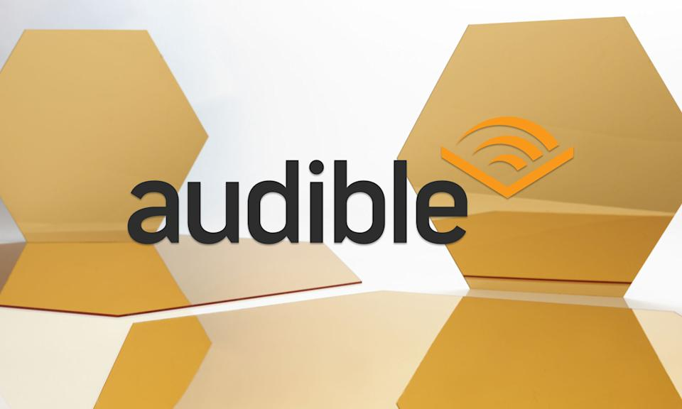 Holiday Gift Guide: Audible