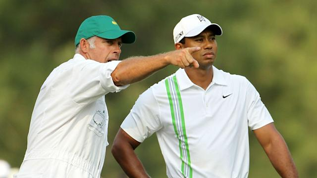 Australian Aaron Baddeley hired Tiger Woods' former caddie Steve Williams for a two-week stint.