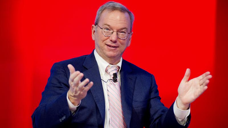 Ex-Google boss Eric Schmidt to head for door at Alphabet