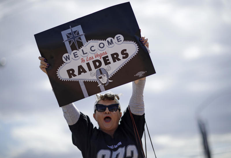 NFL owners approve Raiders' move to Las Vegas, so what now?