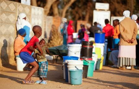 Zimbabwe capital city shuts main water plant, shortages loom