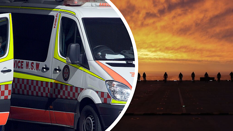 Paramedics denied leave due to costs, manpower. Source: Getty