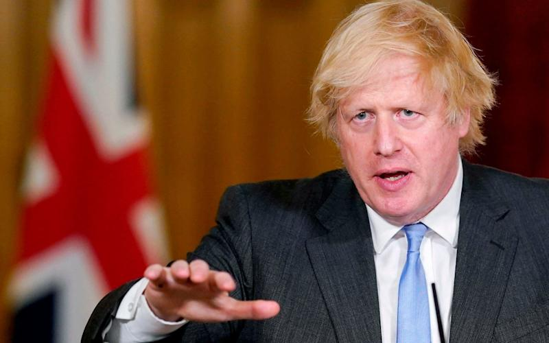 Boris Johnson picked out a haircut, the cricket and a trip to a pub as the top freedoms