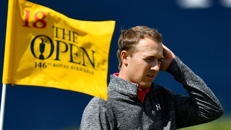 Spieth joins Nicklaus with wild Open win