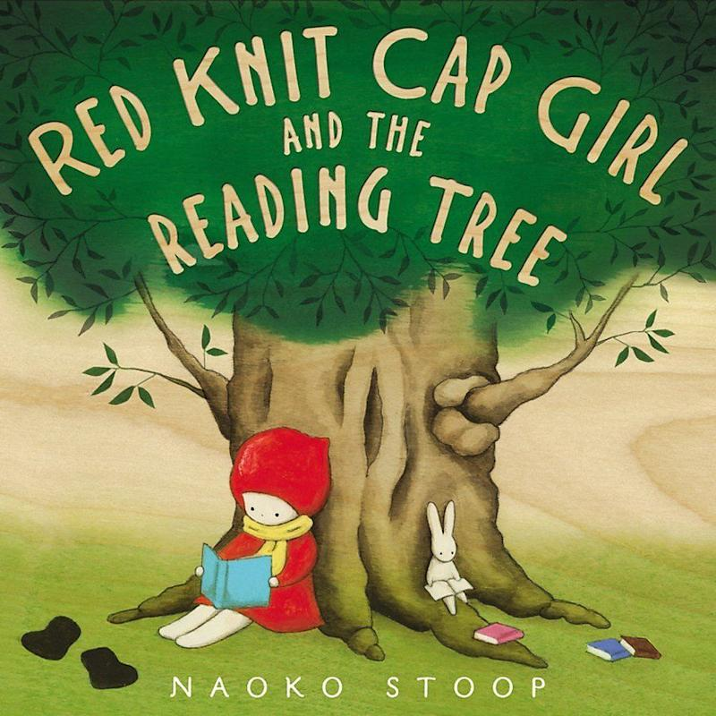 "This installment in the Red Knit Cap Girl series is about a special relationship with an ordinary tree. <i>(Available <a href=""https://www.amazon.com/Red-Knit-Girl-Reading-Tree/dp/0316228869"" target=""_blank"" rel=""noopener noreferrer"">here</a>)</i>"