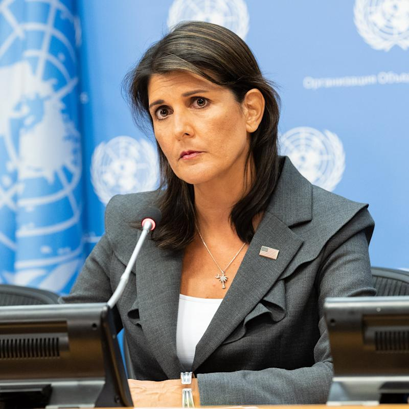 Nikki Haley Is the Latest White House Big Spender, Thanks to Her $52,000 Curtains