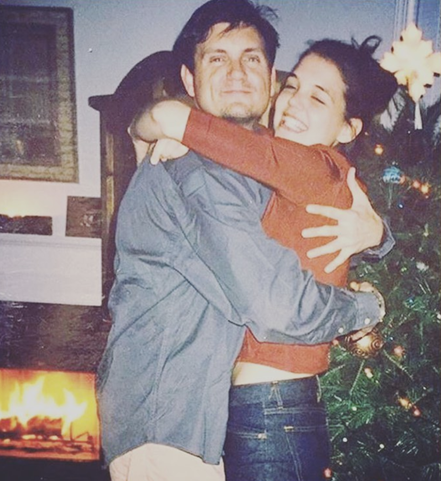 "<p>Joey Potter forever! The actress shared a throwback from the show that started it all — and the man who gave her the job. ""My friend Kevin Williamson and me during #dawsonscreek days,"" Suri's mom wrote. ""So thankful for this time in my life and these beautiful friendships."" (Photo: <a rel=""nofollow"" href=""https://www.instagram.com/p/Bdjgkxshifv/?taken-by=katieholmes212"">Katie Holmes via Instagram</a>) </p>"