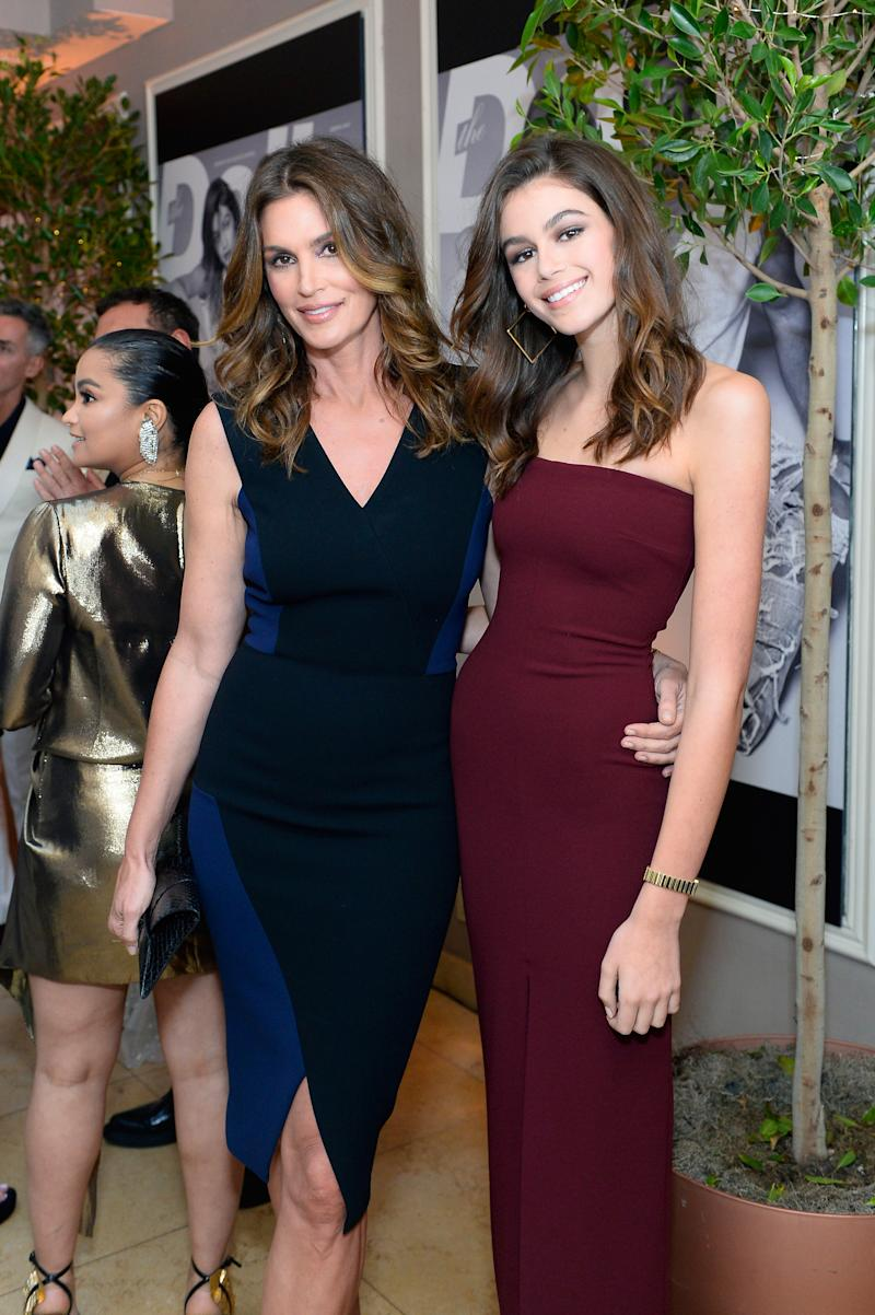This Is Cindy Crawford's Modeling Advice for Daughter Kaia Gerber