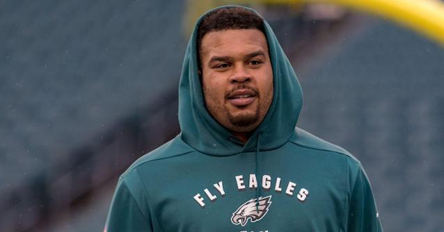 PFF has high praise for Brandon Brooks and the rest of the Eagles' offensive line