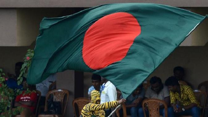 Ilustrasi Bangladesh (AFP PHOTO)