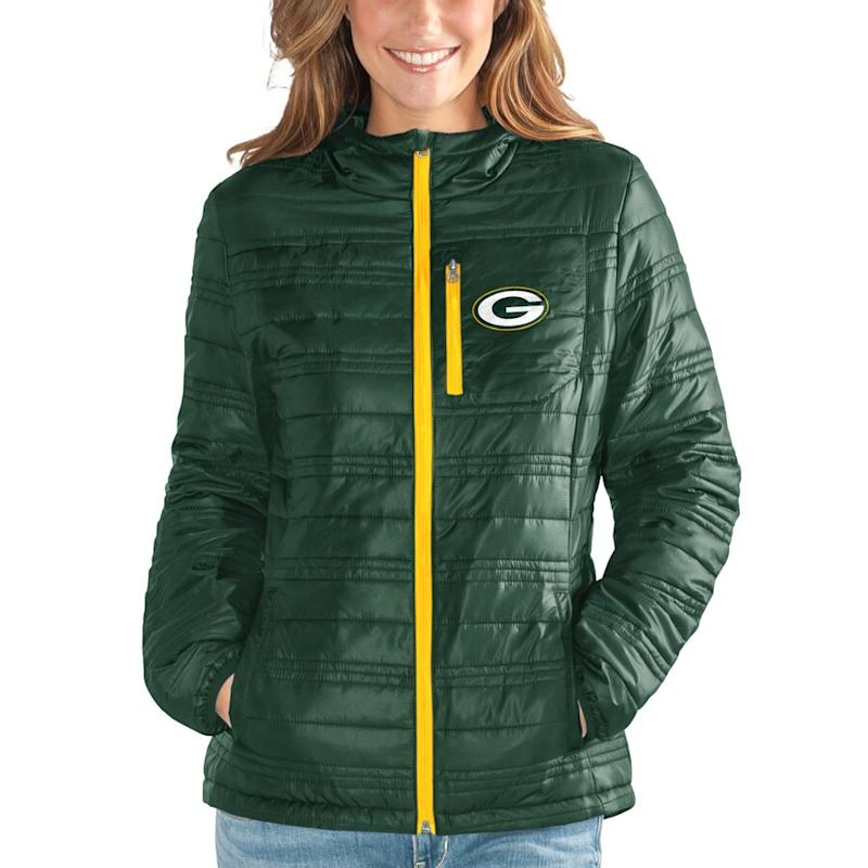 Green Bay women's full-zip