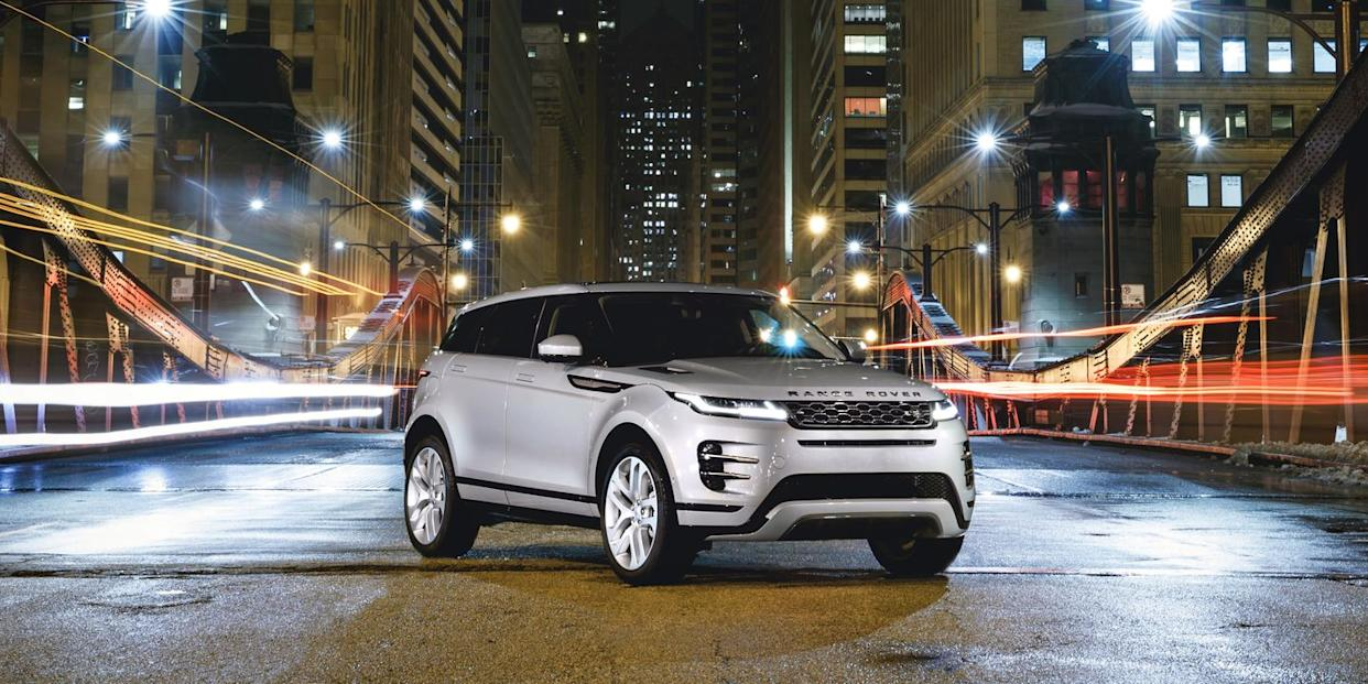 2020 Land Rover Range Rover: Changes, New Inline-6 Engine, Price >> All The Price Details Of The 2020 Range Rover Evoque
