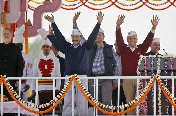 <p>AAP was in the news throughout the year — for all the wrong reasons — and Delhi CM Arvind Kejriwal led his party in making noise. A look at AAP's 2016 newsmakers: -Sandeep Kumar: A video of the minister in a 'compromising' position with two women was leaked to media organisations. Kumar first said he isn't the person in the video. Then said he was being framed. Then clarified that the videotaped activity was consensual. Go figure. -Somnath Bharti: Charges of rioting, molestation and outraging a woman's modesty were filed against him with the Delhi police. -Jitendra Singh Tomar: The former Minister of Law and Justice in the Delhi cabinet was removed following allegations that he had submitted fake degree certificates. -Bhagwant Mann: Video streamed parliamentary proceedings and posted it on social media, thus compromising the security and sanctity of the Parliament. -Arvind Kejriwal: Accused Lt Governor Jung of acting on the Central Government's behalf and called the Delhi police PM Modi's 'agents'. </p>