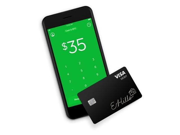 The Square Cash App and Cash Card