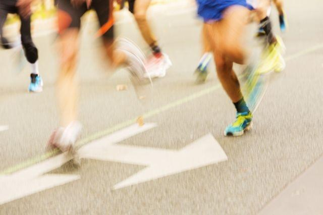 Virus scrapped your marathon? In Japan, there's an app for that