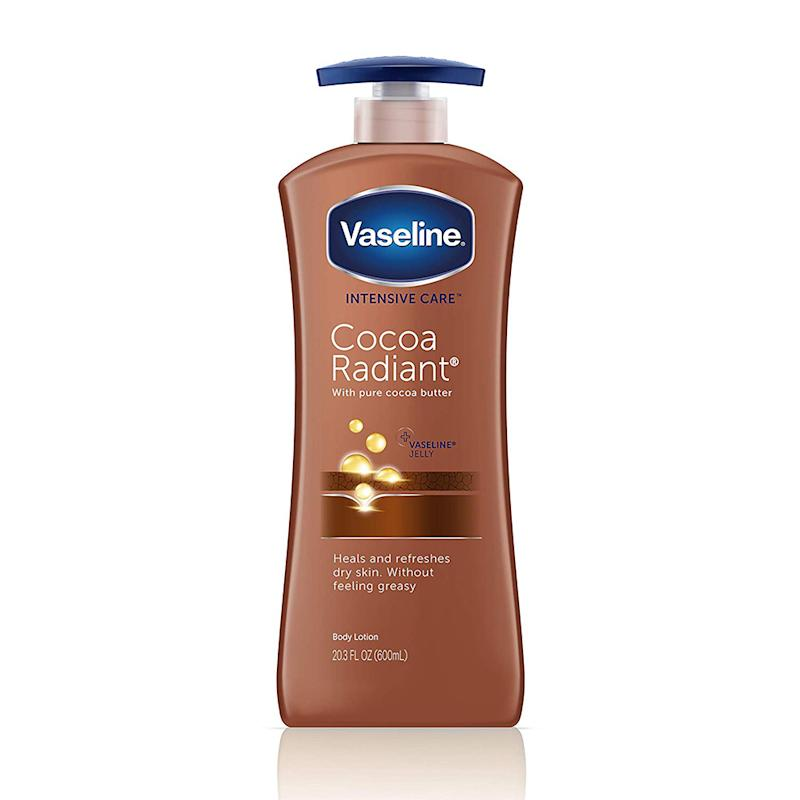 Vaseline Intensive Care Cocoa Radiant Body Lotion. (Photo: Amazon)