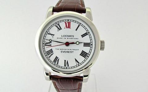 Loomes' Everest watch