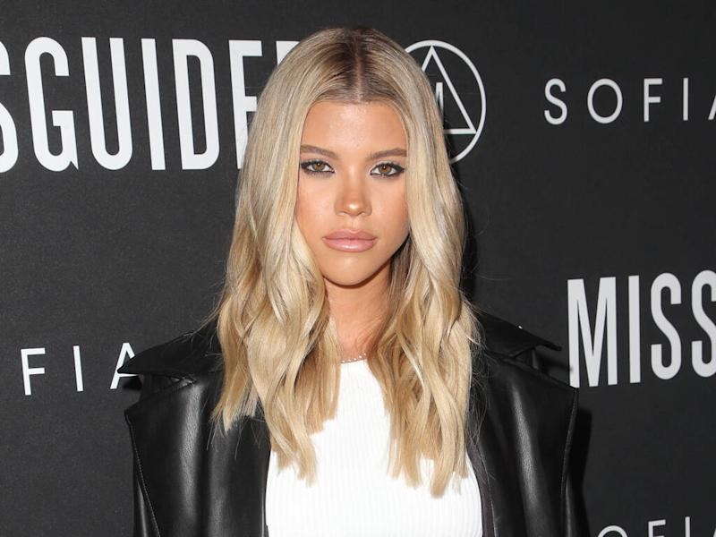 Sofia Richie takes skincare advice from dad Lionel Richie