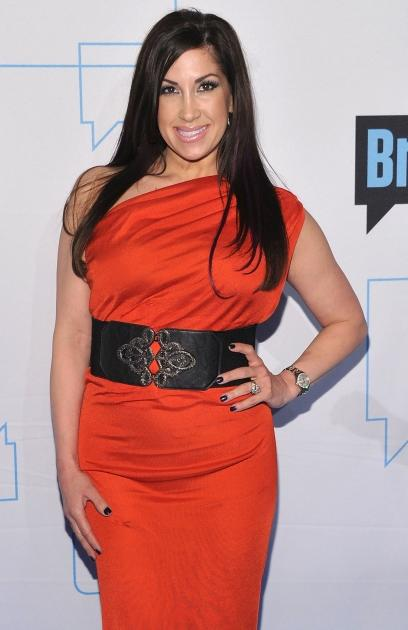 Jacqueline Laurita attends the 2011 Bravo Upfront at 82 Mercer in New York City on March 30, 2011 -- Getty Premium