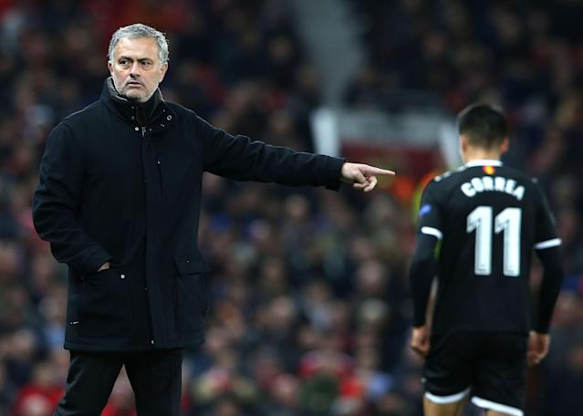 Transfer rampage: Jose Mourinho is demanding spending money after Manchester United's limp Champions League exit to Sevilla