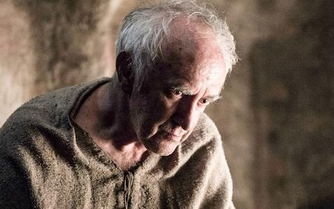 Jonathan Pryce as the High Sparrow - Credit: HBO