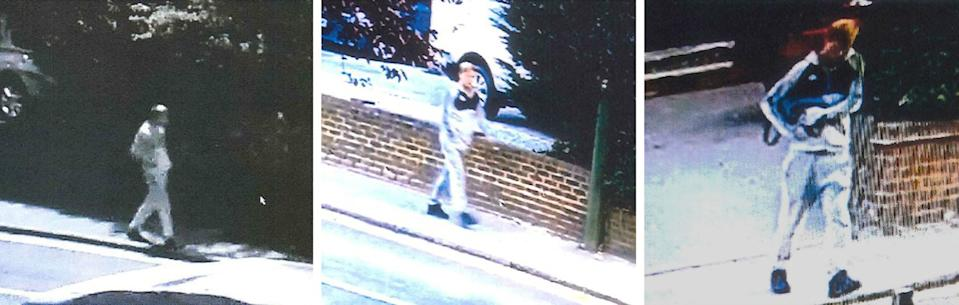 Johnny Brazil prowled neighbourhoods looking for houses to burgle (Picture: PA)
