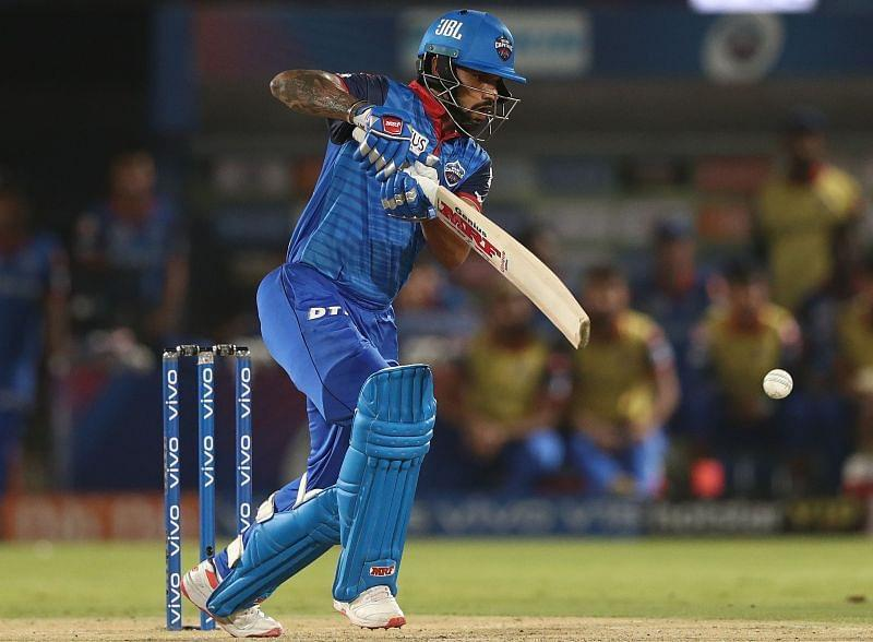 Shikhar Dhawan is yet to score a century in the IPL