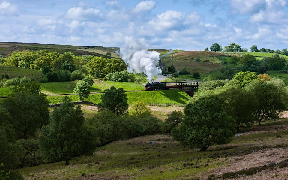 The North Yorkshire Moors Railway - iStock