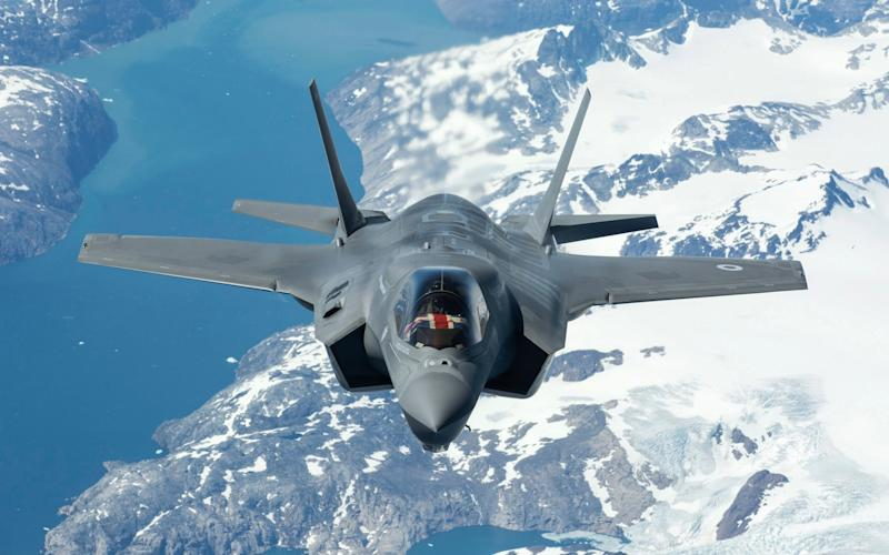 GKN's work on sensitive defence project such as the F-35 stealth jet could interfere with the bid - BRITISH MINISTRY OF DEFENCE: CROWN COPYRIGHT