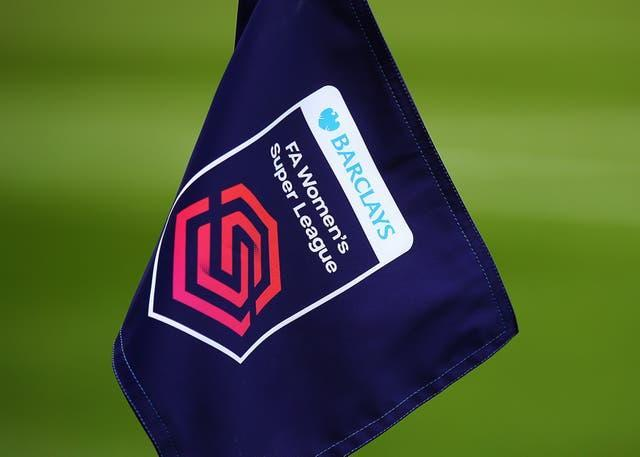 Women's Super League games are being shown on Sky Sports and BBC One and Two as part of a new three-year broadcast deal that starts this season (Mark Kerton/PA).
