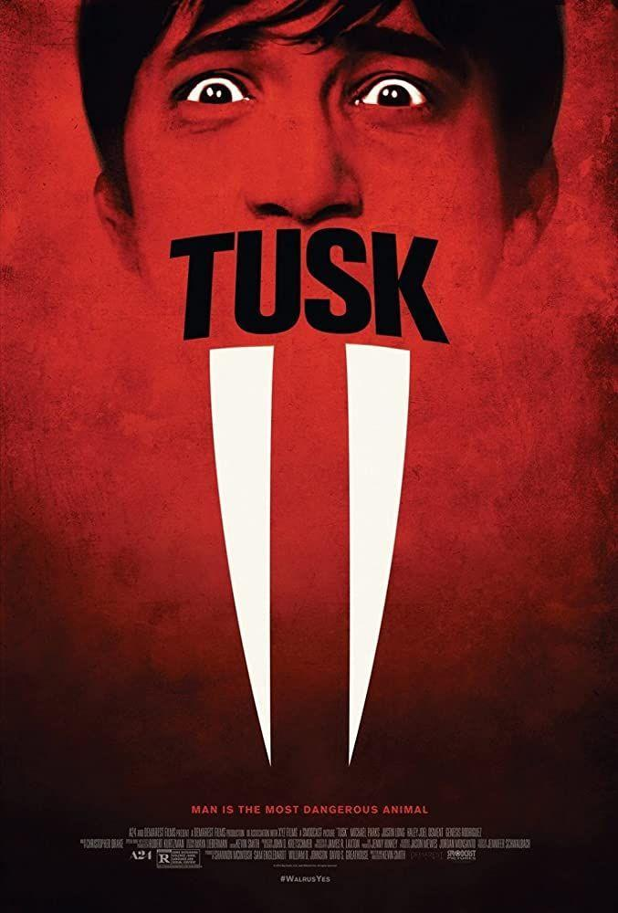 "<p>For more art house-like horror, there's <em>Tusk</em>, a story about a man transformed into a walrus. Directed by <a href=""https://www.menshealth.com/health/a26146513/kevin-smith-heart-attack-weight-loss-interview/"" rel=""nofollow noopener"" target=""_blank"" data-ylk=""slk:Kevin Smith"" class=""link rapid-noclick-resp"">Kevin Smith</a>. This movie is...bizarre! Fair warning! </p>"