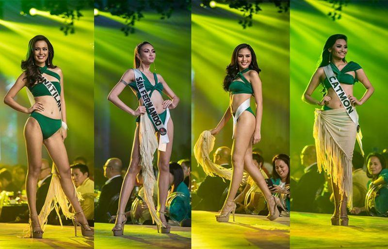 Binibining Cebu swimwear, long gown competition highlights local designs
