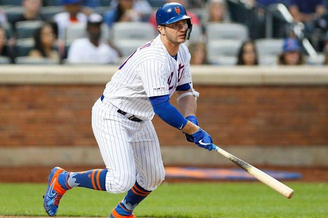 Pete Alonso's Player of the Week honors some rare good news for Mets
