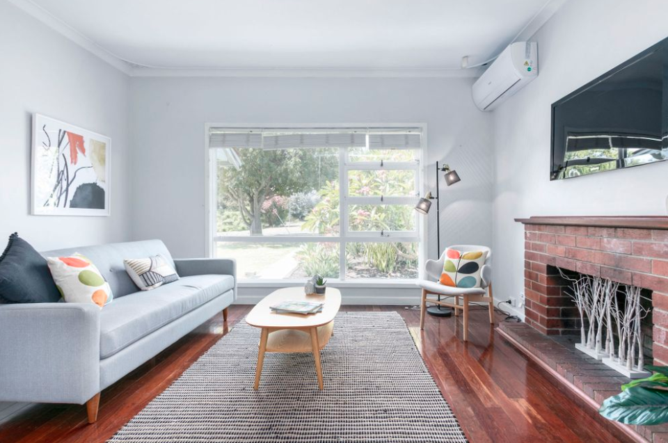 People have consistently lived in the home, despite its dark history. Source: realestate.com.au