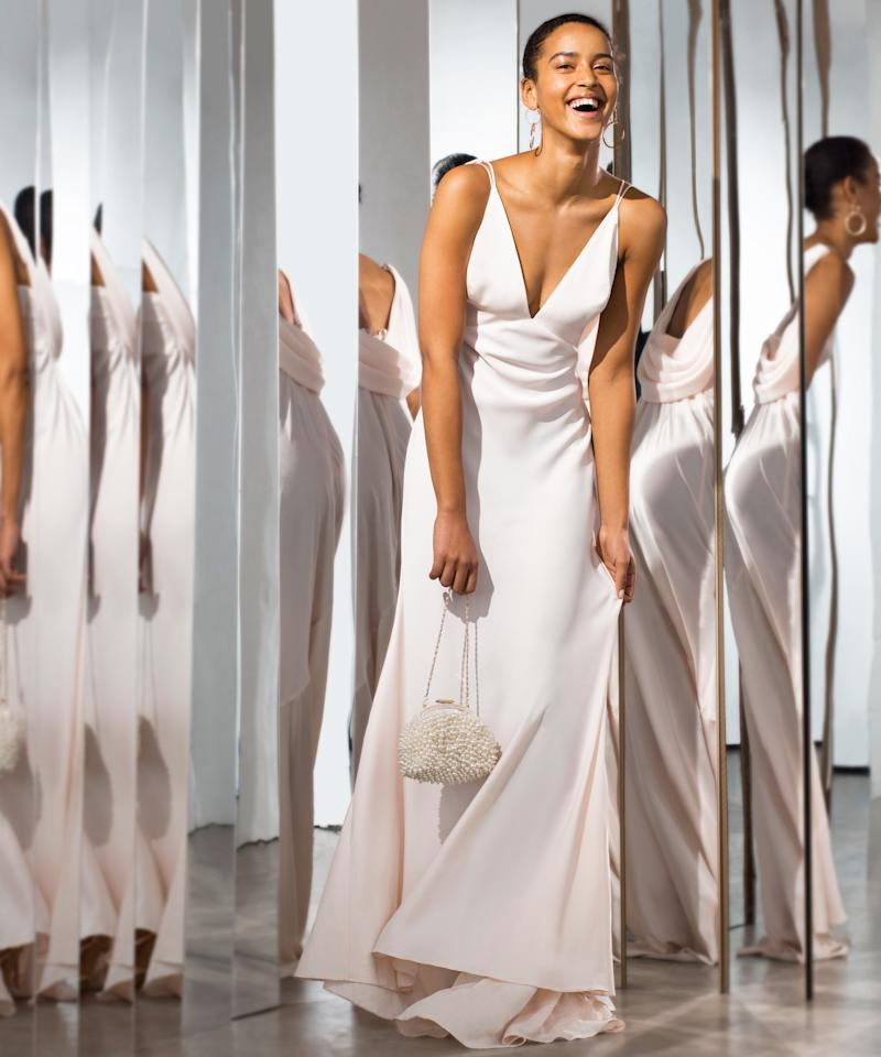 Asos S Vintage Inspired Wedding Dress Collection Is Gorgeous And