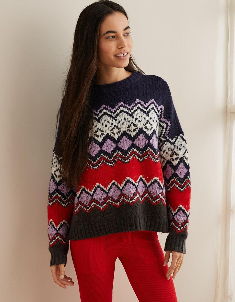 Aerie Cable Sweater. (Photo: Aerie)